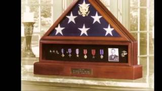 Best American Flag Display Cases