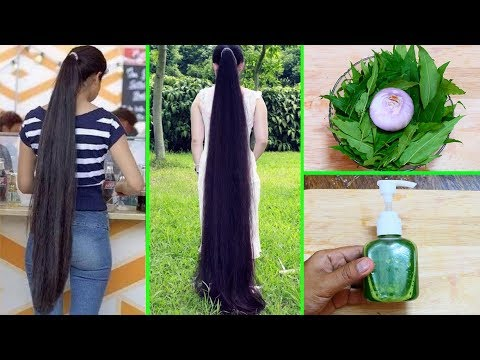 Extremely Double Natural Hair Growth Neem Leaf At Home
