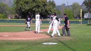 2013 CIF-SS BASEBALL BASELINE LEAGUE RANCHO CUCAMONGA AT GLENDORA