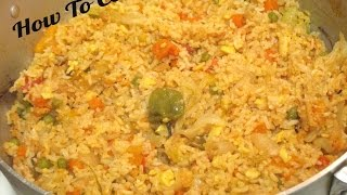 HOW TO COOK JAMAICAN ACKEE AND SALTFISH SEASONING RICE RECIPE 2016