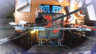anet a8 extruder change to e3d
