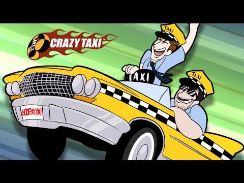 Crazy Taxi [GBA]   SuperMega