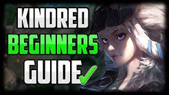 How to Play KINDRED Jungle for Beginners | Kindred Guide Season 10 | League of Legends
