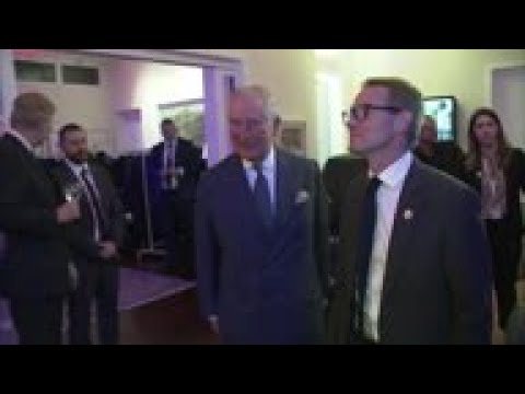 Prince Charles At British Embassy Event In Israel