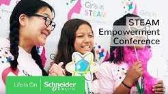 Girls in STEAM Empowerment Conference | Schneider Electric