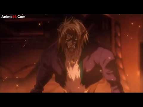 BLADE vs Werewolf anime Marvel