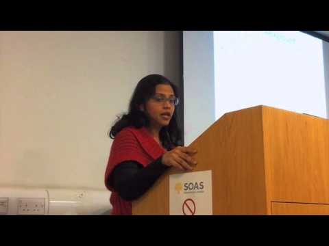 SOAS LEDC Seminar on MNEs & Environmental Justice: Case of BP in Colombia -  Shubhaa Srinivasan