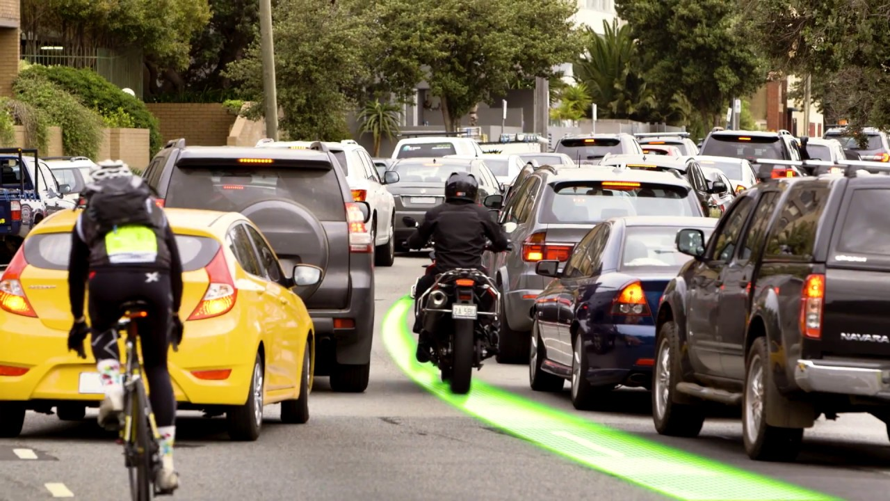 Motorcycle filtering : VicRoads
