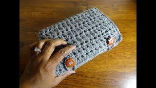 Tri-Fold Crochet Hook Case