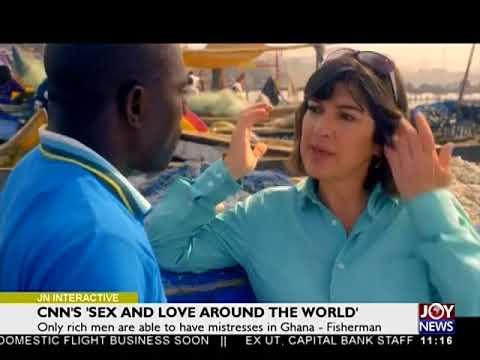 CNN's 'Sex and Love around the World'- Joy News Interactive (18-4-18)