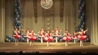 Отчетный концерт ДДЦ 'Аистенок', 2015. Музыкальная шкатулка.