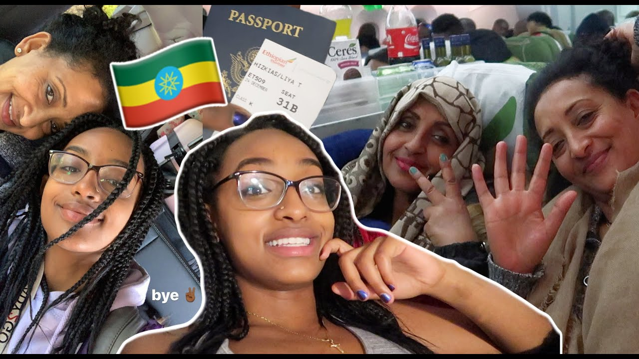 VLOG: Preparing for Ethiopia & Arriving in Addis Ababa