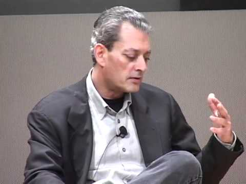 Conversation: Chico Buarque and Paul Auster