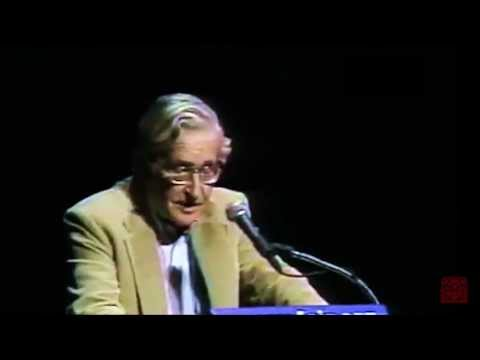 Noam Chomsky: The History and Hypocrisy of the War on Terror