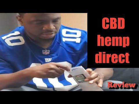 CBD HEMP DIRECT (CHARLOTTE'S SAUCE ) CBd flower review