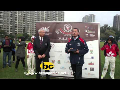 Hong Kong v Scotland T20 - Man of the Match Babar Hayat