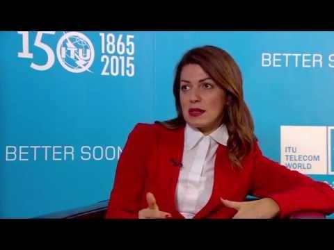 ITU TELECOM WORLD 2015 INTERVIEWS: Tatjana Matić, State Secretary, Republic of Serbia