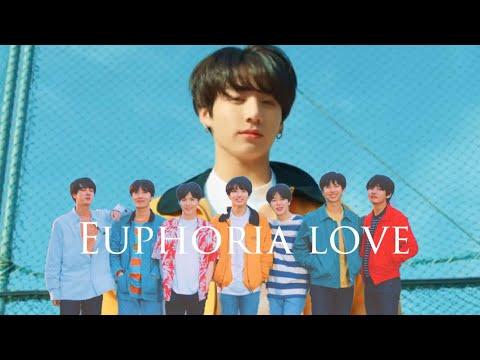 BTS EUPHORIA X LOVE MYSELF [FULL MASHUP] By JAS