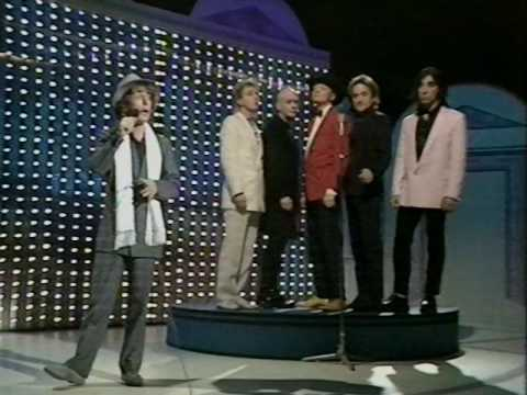 "The Flying Pickets on ""The Bob Monkhouse Show"" (17-02-1986)"
