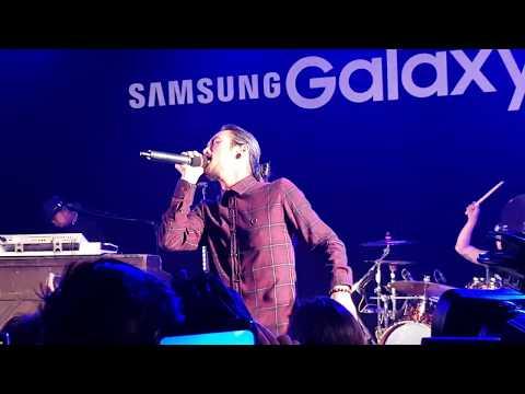 คลิป Galaxy S9+ ถ่ายวิดีโอ 4K (60FPS) คอนเสิร์ต Bodyslam - วันที่ 15 Mar 2018