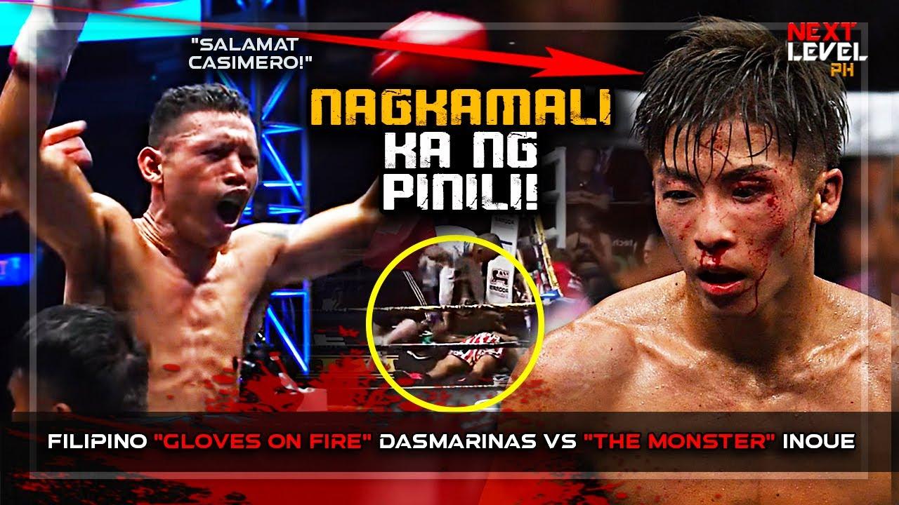 Watch Boxing Naoya Inoue Vs Michael Dasmarinas 6/19/21