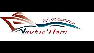 Inauguration de Nautic'Ham, port de plaisance sur la Moselle