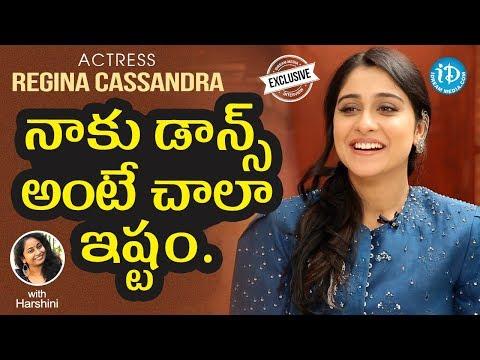 Balakrishnudu Actress Regina Cassandra Exclusive Interview || Talking Movies With iDream #555