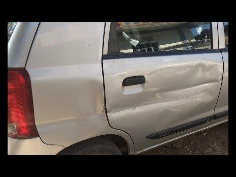 Maruti Alto K10 Body Dent Repair