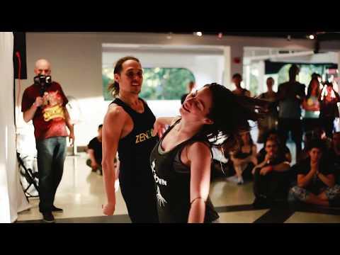 Ry'el & Jessica @ Seattle Dance Festival 2017- ZenZouk / Lamba Zouk WiFi Demo