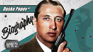The Real James Bond was Balkan - Duško Popov - WW2 Biography Special