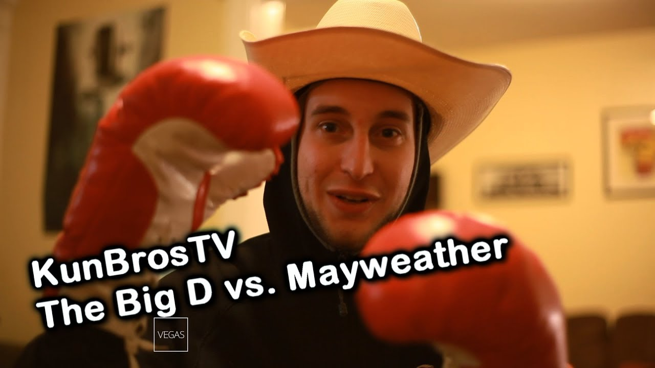 the big d vs floyd mayweather dans catch phrases youtube