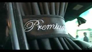 видео Автомобильные шторки premium
