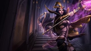 LeBlanc Assassin Update - PBE Server - In Game Preview - League Of Legends