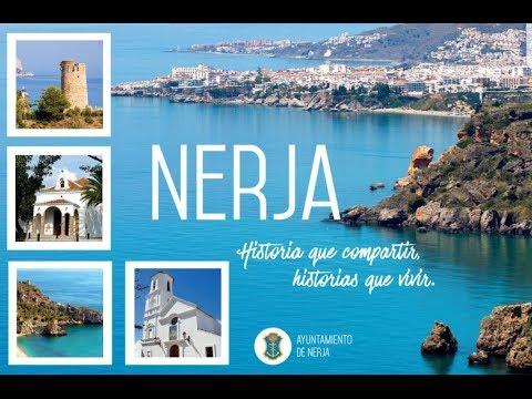 "Nerja Fitur 2018   ""Nerja. Historia que compartir, historias que vivir"""