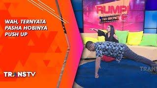 RUMPI - Wah, Ternyata Pasha Hobinya Push Up (11/9/19) Part 3