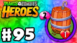 Plants vs. Zombies: Heroes - Gameplay Walkthrough Part 95 - Barrel of Deadbeards! (iOS, Android)