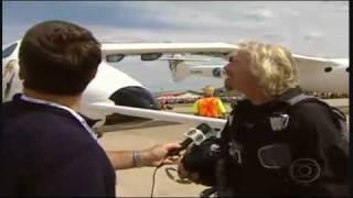 Brasil:Feira nos EUA.-Oshkosh Mostra o Avião - White Knight mais moderno do mundo- Um brasileiro?
