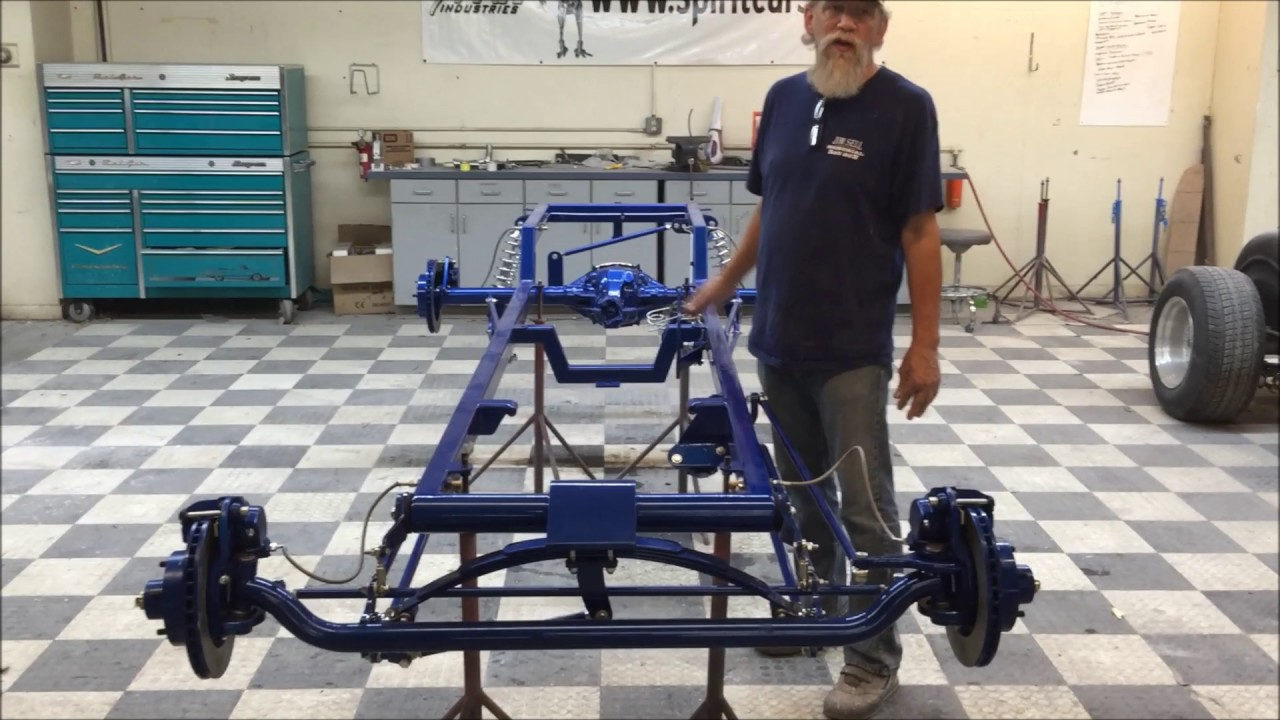Complete T Bucket Chassis Kit