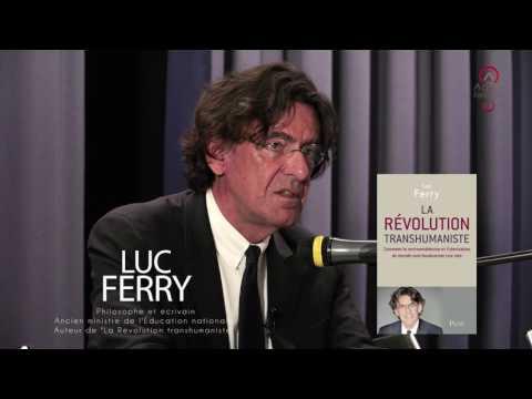"""Luc Ferry """"Le transhumanisme"""" - Soirée Cross-Fonctions Agora Fonctions"""
