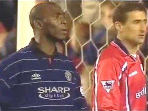 Middlesbrough v Manchester Utd 1999-00 FULL MATCH HIGHLIGHTS