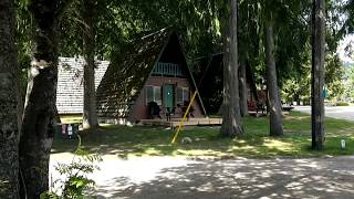 BigRigTravels Vacation Live! Campground in British Columbia, Canada-July 16, 2019