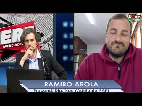 Ramiro Arola: Esta es la lista del equipo de Miguel Lifschitz