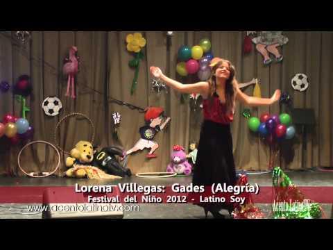 Lorena Villegas - Gades (Alegría) + interview