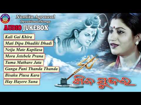SHIBA SUNDARA Odia Shiva Bhajans Full Audio Songs Juke Box | Namita Agrawal |Sarthak Music