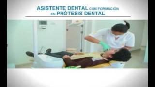 25.  Spot Santa Apolonia - Asistente con formacion en protesis dental