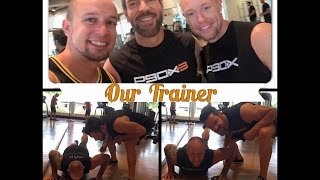 Workout with Tony Horton in Person