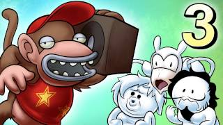 Oney Plays Donkey Kong Country 2 WITH FRIENDS - EP 3 - My Friend Tony