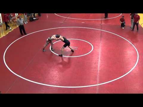 Austin Scott Elkhart Memorial High School Sophmore Year Wrestling