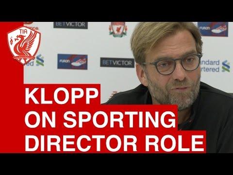Jurgen Klopp on Michael Edwards as LFC sporting director