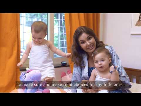 lisa-ray-shares-her-experience-of-using-johnson's-baby-products-on-her-twins-sufi-&-soliel